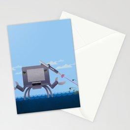Wacom Monster Stationery Cards