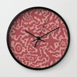 COR\L Wall Clock