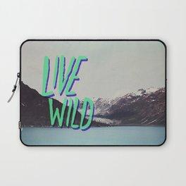 Live Wild: Alaska Laptop Sleeve