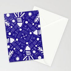 Indigo Tribe Stationery Cards