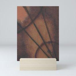 Charted Space, Small No. 4 Mini Art Print