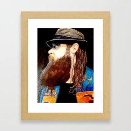 Bray Wyatt Framed Art Print