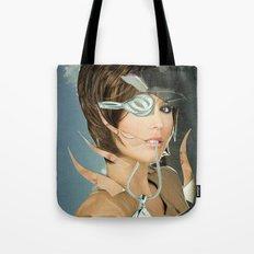 She only loves diamonds Tote Bag