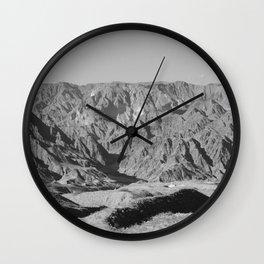 Nevada Landscape Wall Clock