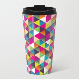 Crazy Pattern Travel Mug