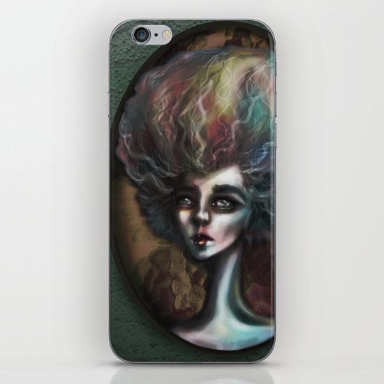 Drama of The Dark and Wicked iPhone Skin