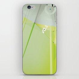 nurt iPhone Skin