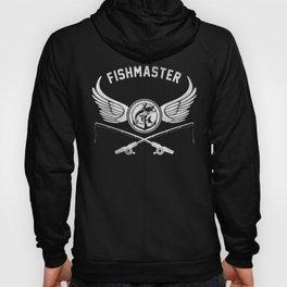 Fishmaster Fishing Badge Hoody