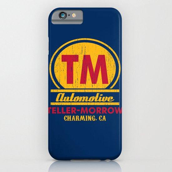Teller-Morrow iPhone & iPod Case