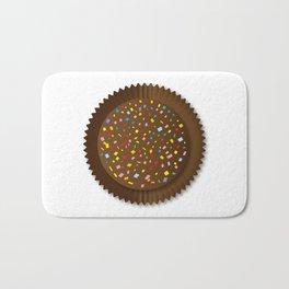 Chocolate Box Sprinkles Bath Mat