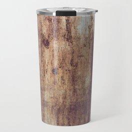 post war rust print Travel Mug