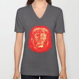 Big Kitty Unisex V-Neck