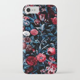 EXOTIC GARDEN - NIGHT X iPhone Case