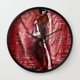 Style is... Wall Clock