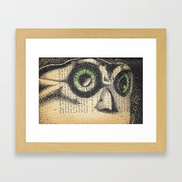 Seeing Framed Art Print