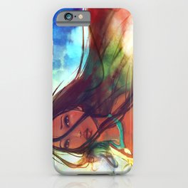 The Wind... iPhone Case