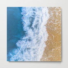 Coast 6 Metal Print
