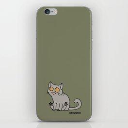 Cat - Brittisk shorthair iPhone Skin
