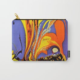 Color Explosion 5 Carry-All Pouch