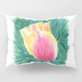 Tropical Tulip by Teresa Thompson Pillow Sham