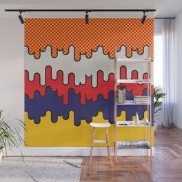 Lichtenstein Wall Mural