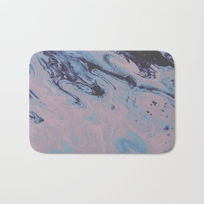 Cold Shoulder Bath Mat