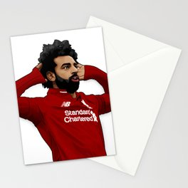 Mo Salah Stationery Cards