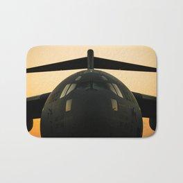 American Military Aircraft Bath Mat