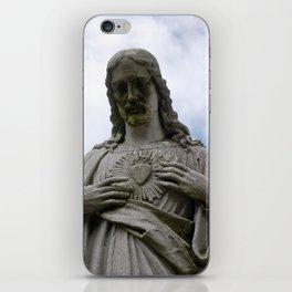 Sacred Heart iPhone Skin