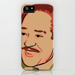 Langston Hughes iPhone Case