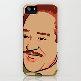 Langston Hughes iPhone Case