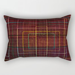 The Maze Rectangular Pillow