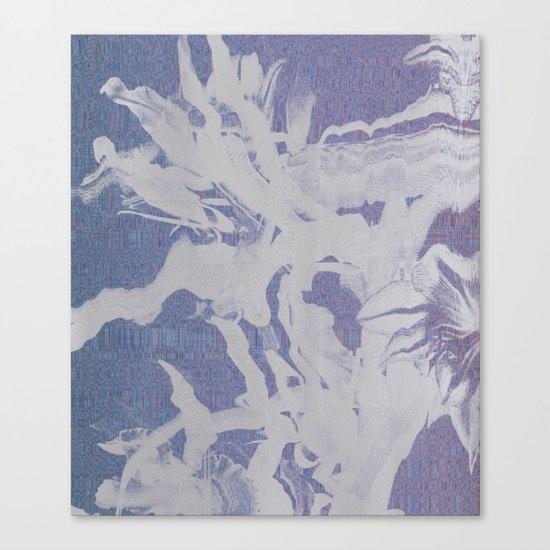 Untitled 20160119t (Arrangement) Canvas Print