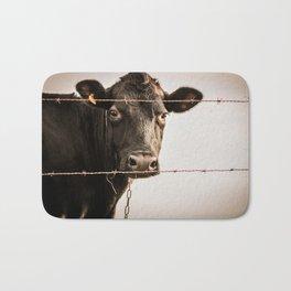 How Now, Brown Cow? Bath Mat