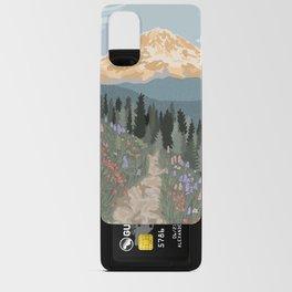 Mount Rainier National Park Android Card Case