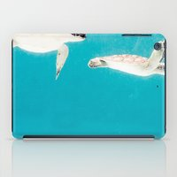 turtles iPad Cases featuring Turtles by Loaded Light Photography