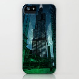 On the Shoulders of Giants iPhone Case