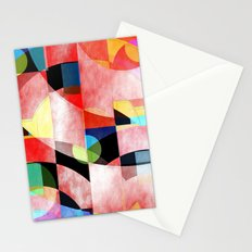 Abstract 2017 005 Stationery Cards