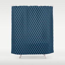 Cubes Shower Curtain