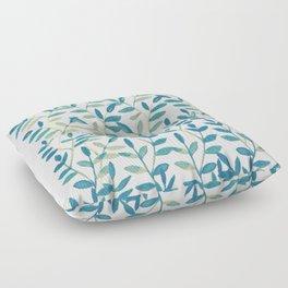 Leaves 6 Floor Pillow