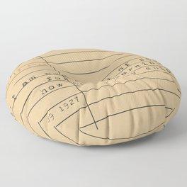 Little Women - Library Series Floor Pillow