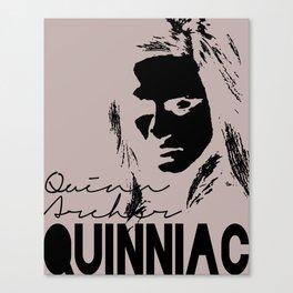 Quinn Archer Canvas Print