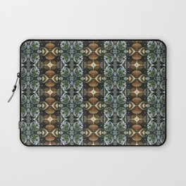 Fractal Art by Sven Fauth - Power Cell Laptop Sleeve