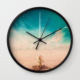 It Didn't Matter Wall Clock