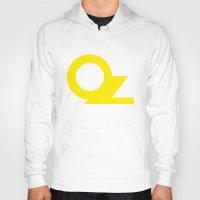 oz Hoodies featuring OZ by Popp Art