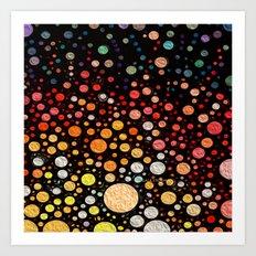 :: Celebrate :: Art Print