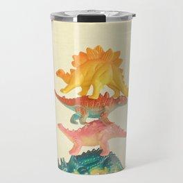 Dinosaur Antics Travel Mug