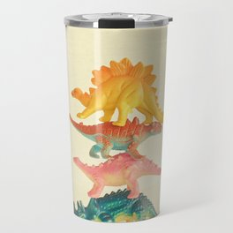 Dinosaur Antics Travel Mug