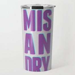 Misandry Travel Mug
