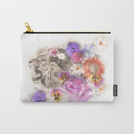 Lion Spirit Carry-All Pouch